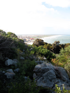 Battle Of Muizenberg Fort Parapet